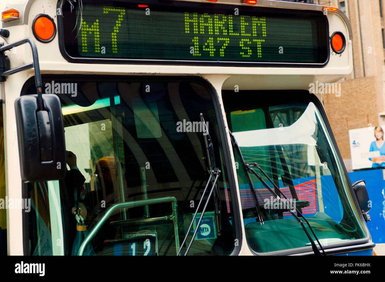 Image result for new york harlem bus