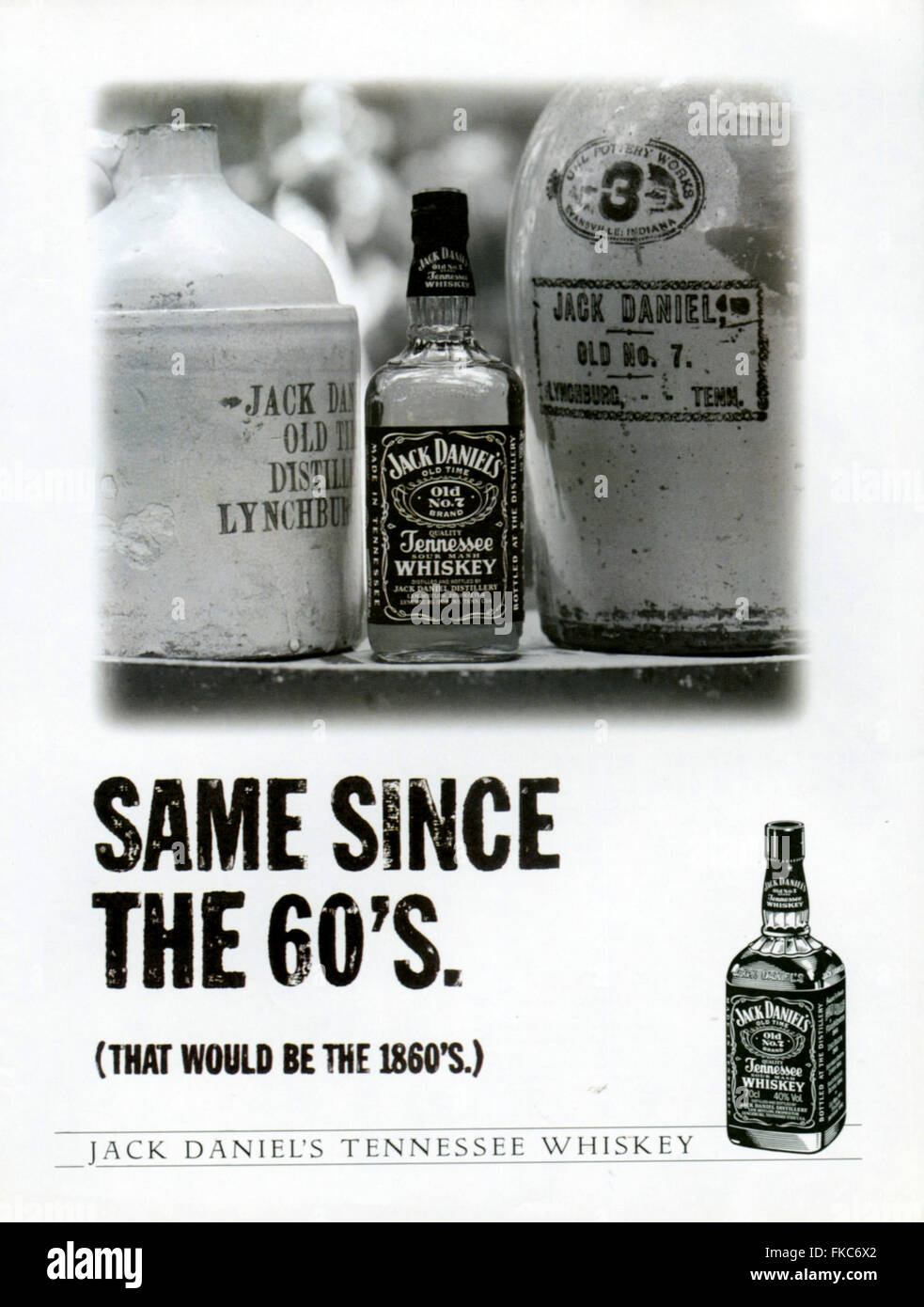 s usa jack daniel s magazine advert stock photo royalty 1990s usa jack daniel s magazine advert stock photo