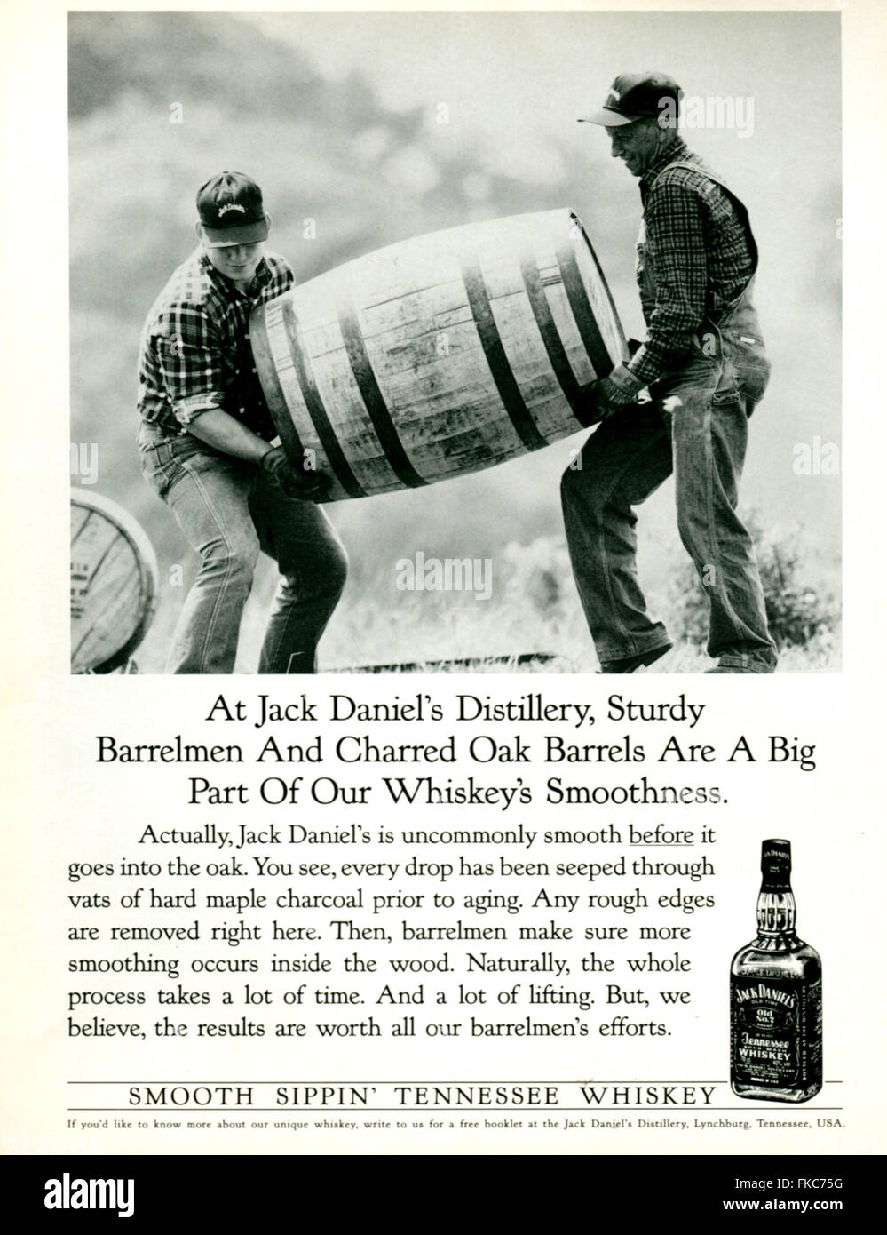 1990s usa jack daniel s magazine advert stock photo royalty 1990s usa jack daniel s magazine advert