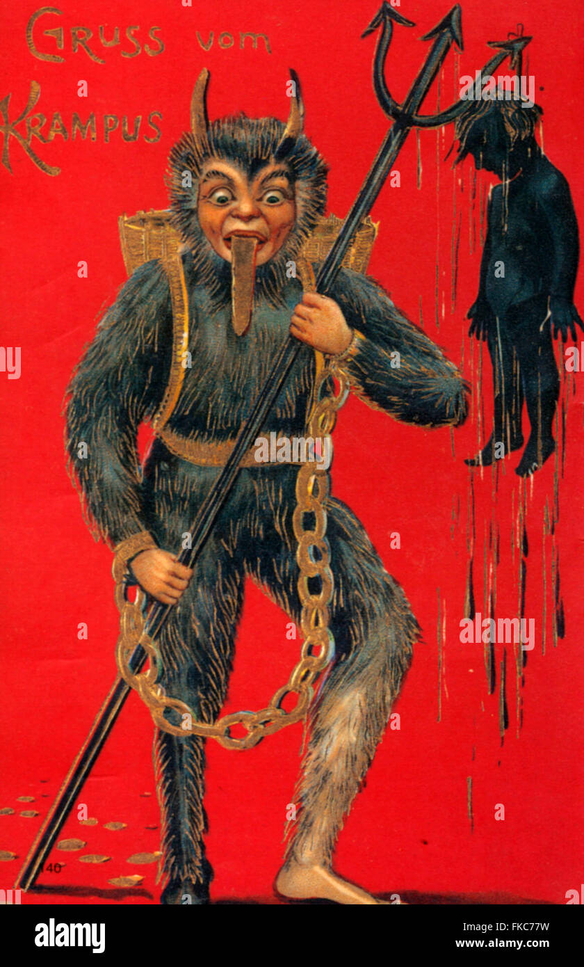 1900s-germany-the-krampus-devil-postcards-poster-FKC77W.jpg