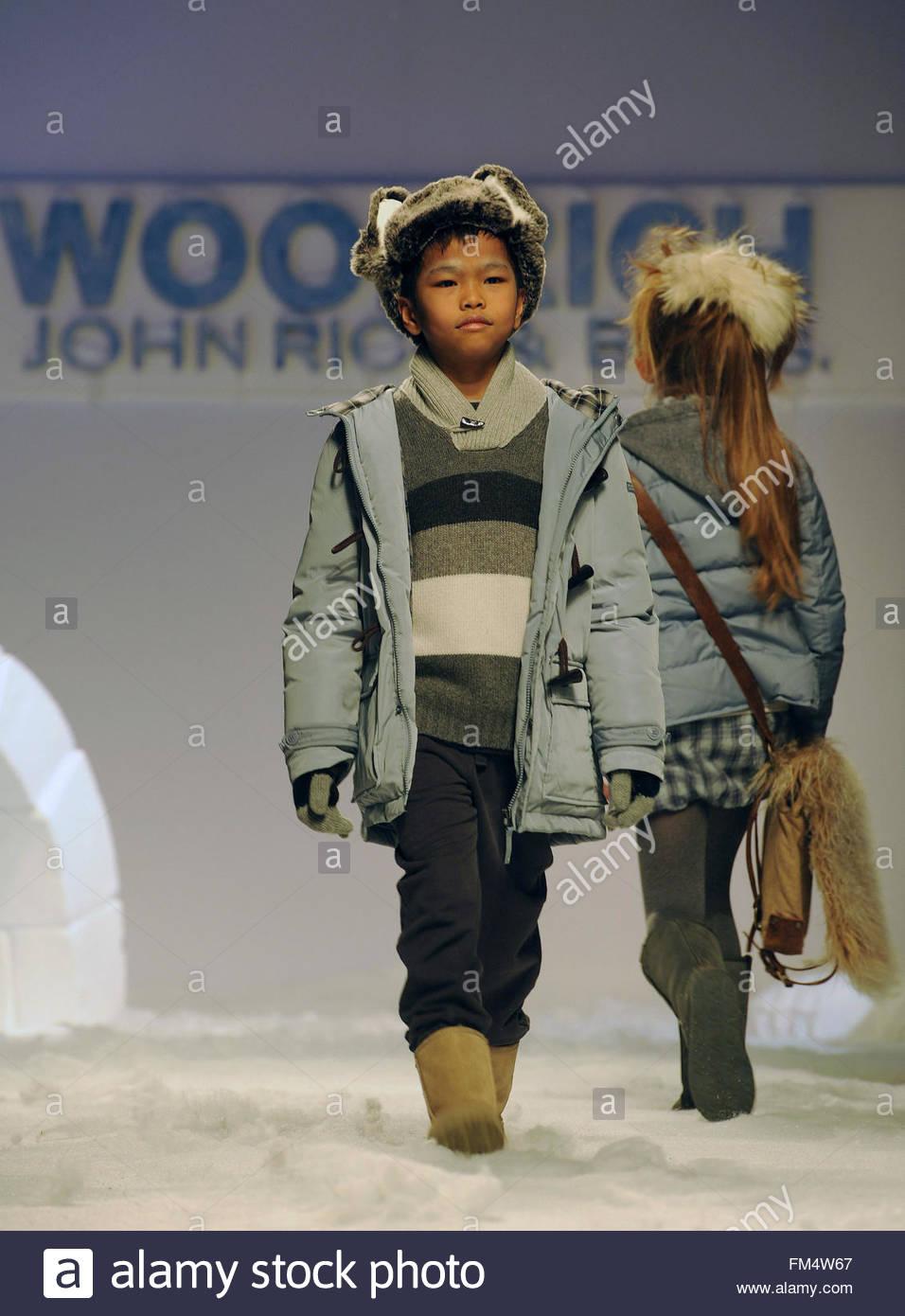 Woolrich Kids