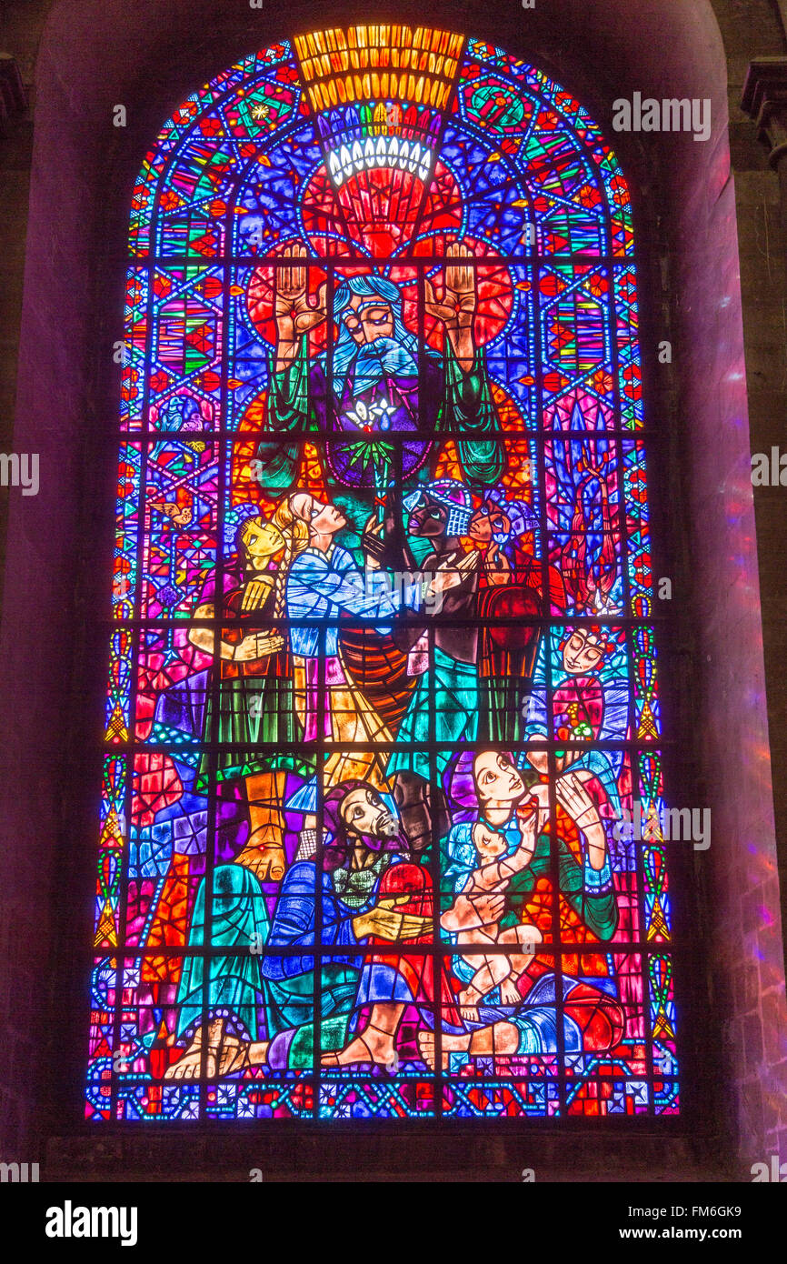 Bossanyi Stained Glass