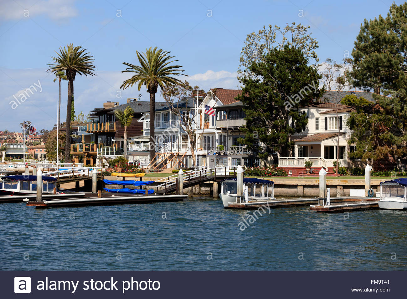 Photo of waterfront luxury homes in newport beach in for Most expensive house in newport beach