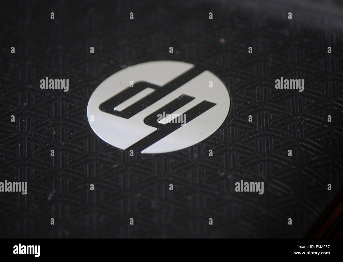 Markenname Hp Hewlett Packard Berlin Stock Photo 98564571 Alamy