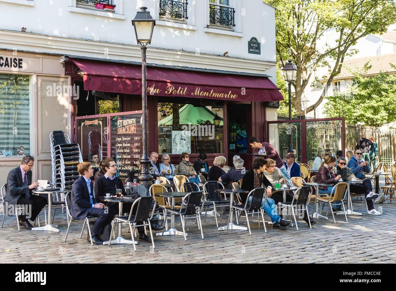Caf Ef Bf Bd St Georges Paris