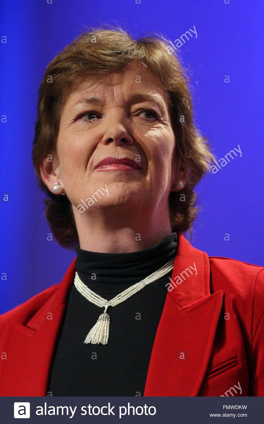 Mary Robinson new york