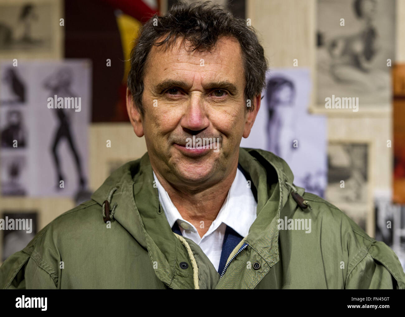 Phil Daniels, The Actor Who Starred As Jimmy Cooper In The Movie  Quadrophenia Poses Wearing A Mod Parka In A Recreation Of The Characteru0027s Bedroom  In The ...