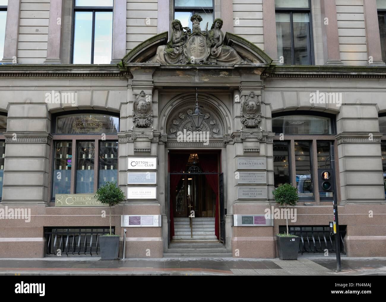 Bank Street Glasgow Restaurant