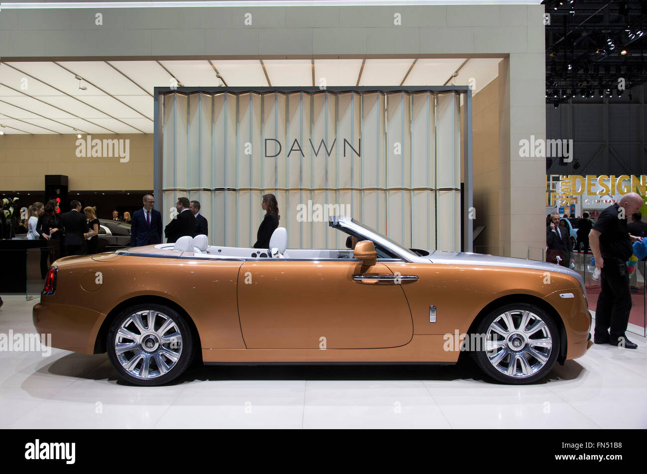 2018 rolls royce dawn. modren 2018 rolls royce dawn at the geneva motor show 2016 inside 2018 rolls royce dawn l