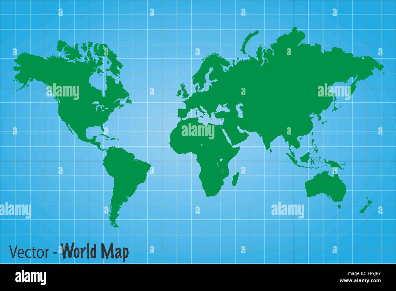 Illustration of a green world map on a blue grid background stock illustration of a green world map on a blue grid background gumiabroncs Image collections