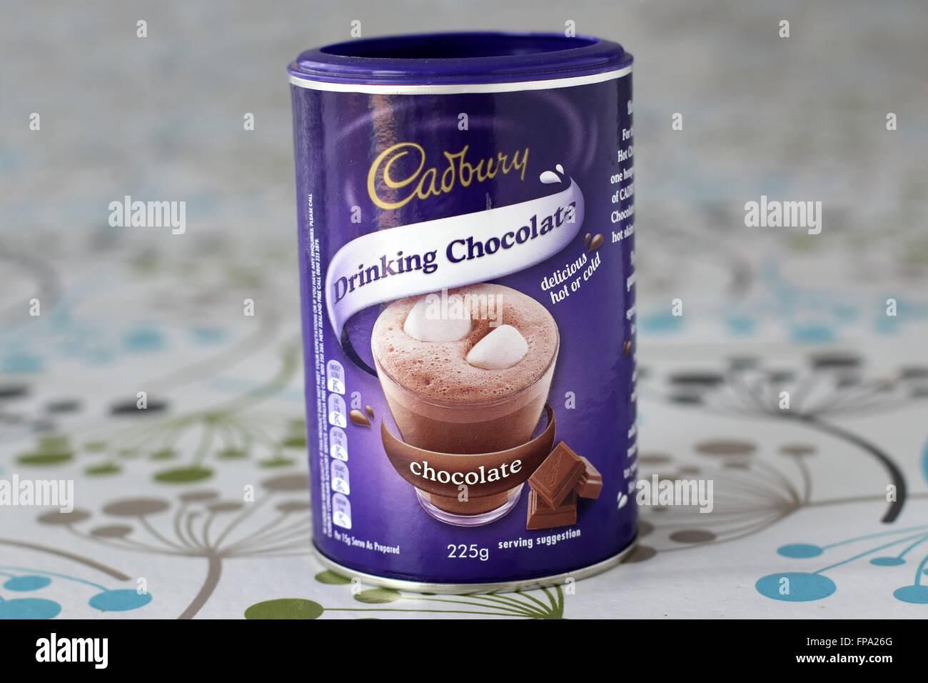 Cadbury Drinking Chocolate Stock Photo, Royalty Free Image ...