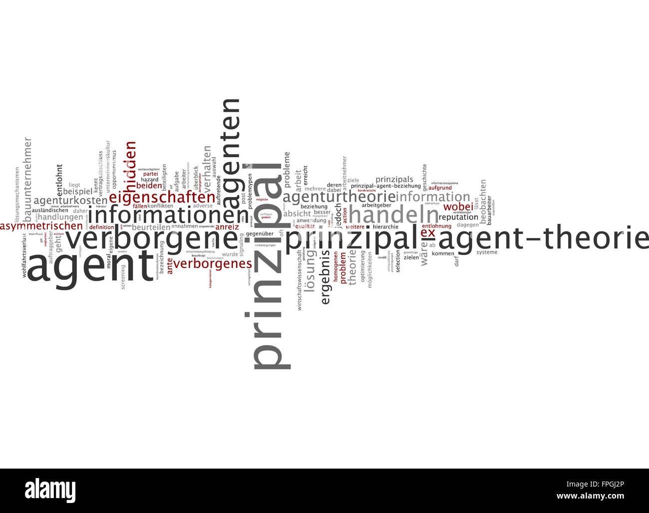prinzipal agent theorie
