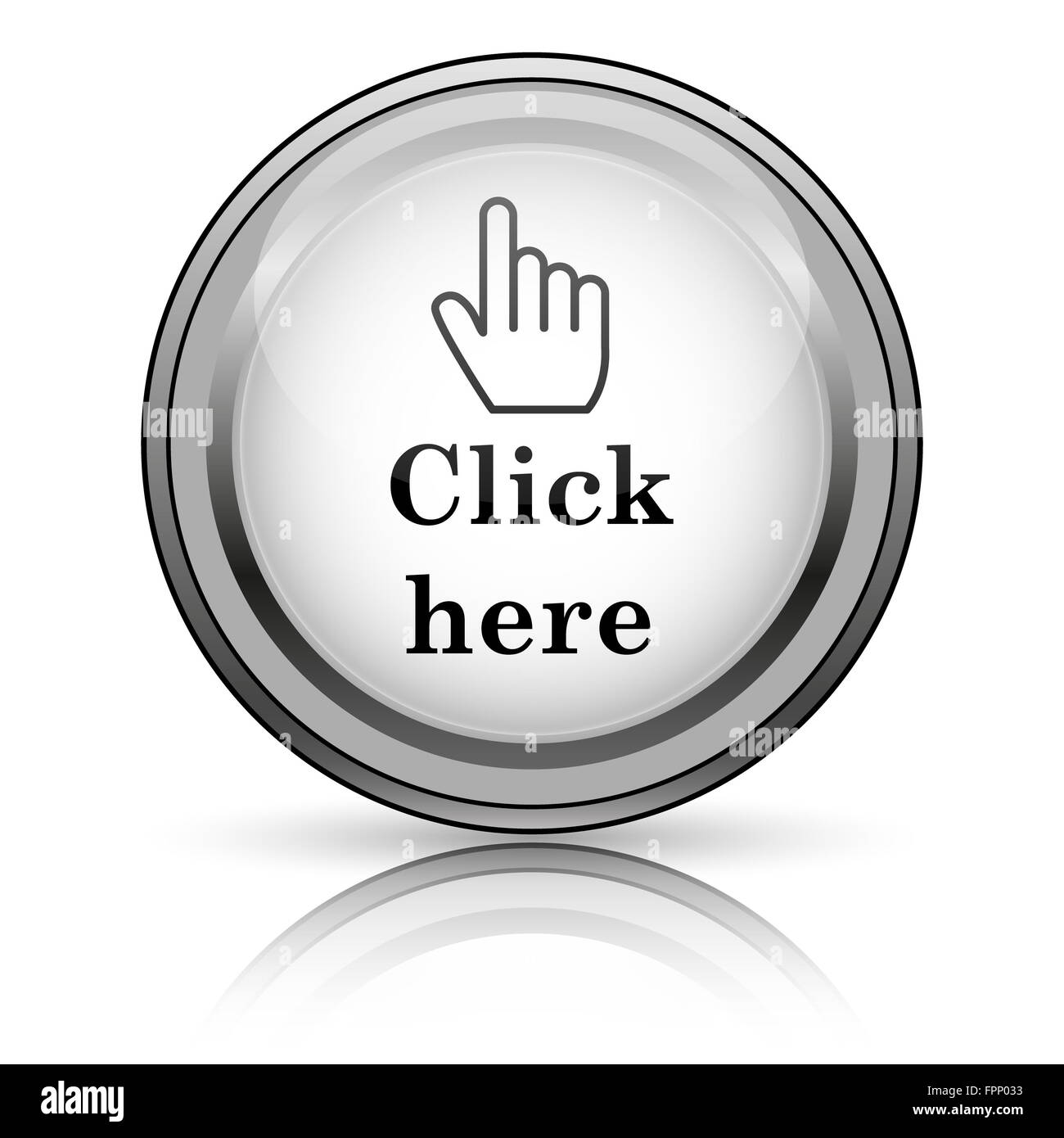 نتيجة بحث الصور عن click here icon
