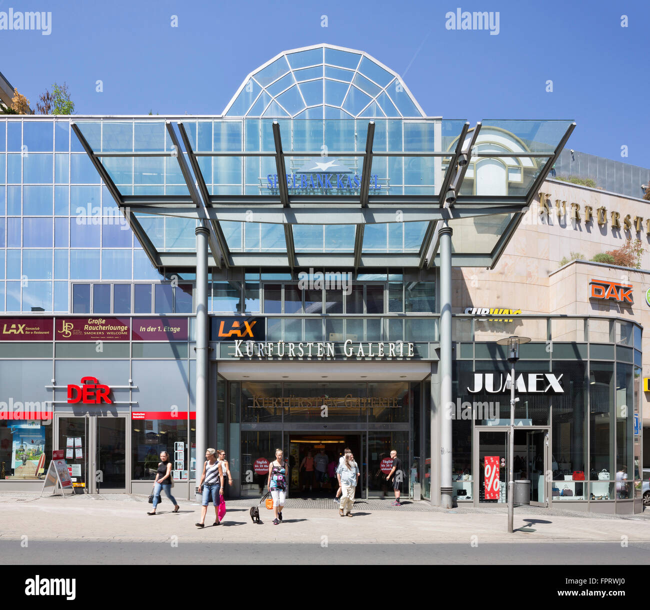 Casino Kassel Kurfürsten Galerie