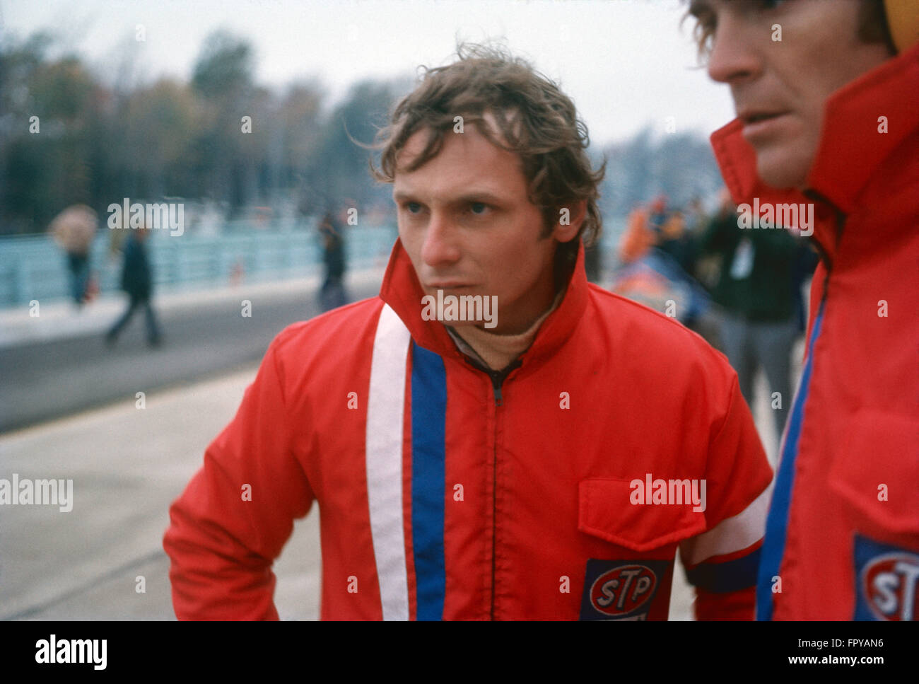 niki lauda 1972 united states grand prix stock photo royalty free image 100175410 alamy. Black Bedroom Furniture Sets. Home Design Ideas