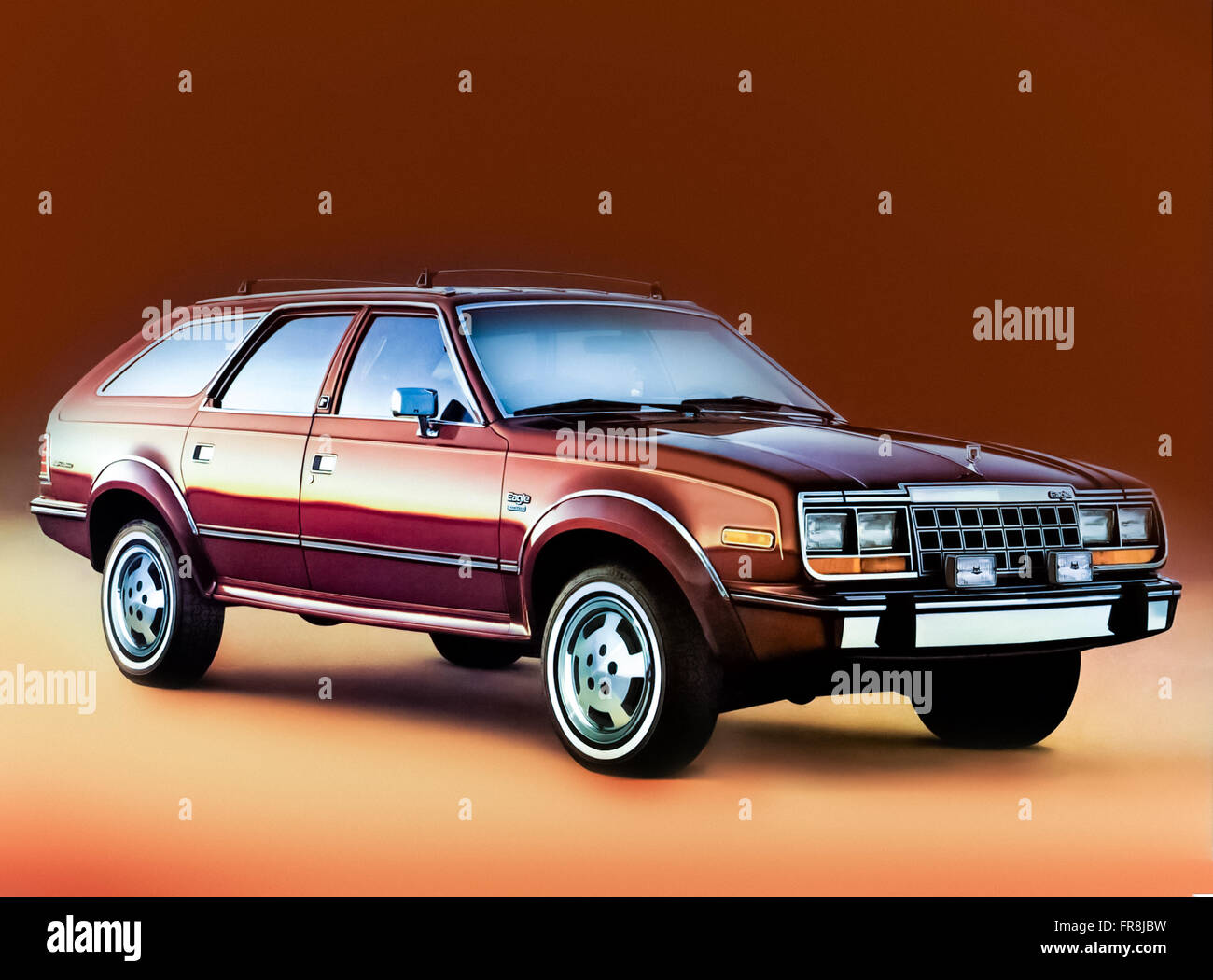 AMC Eagle produced by American Motors Corporation (AMC) from 1979 ...