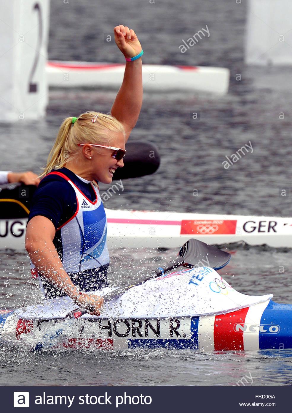 Rachel Cawthorn 2012 olympics