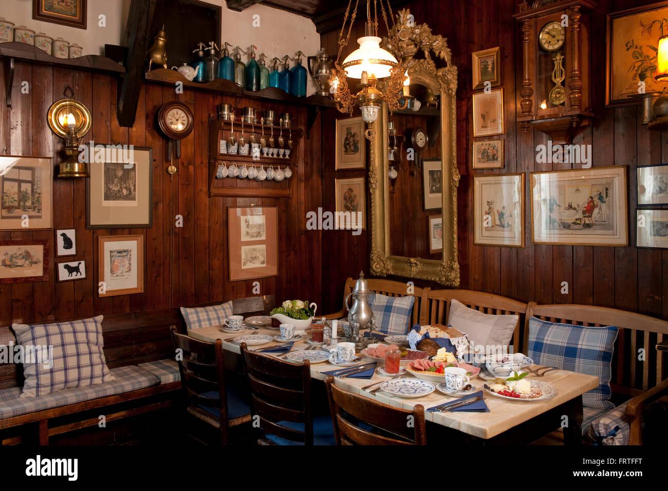 Bergische kaffeetafel restaurant