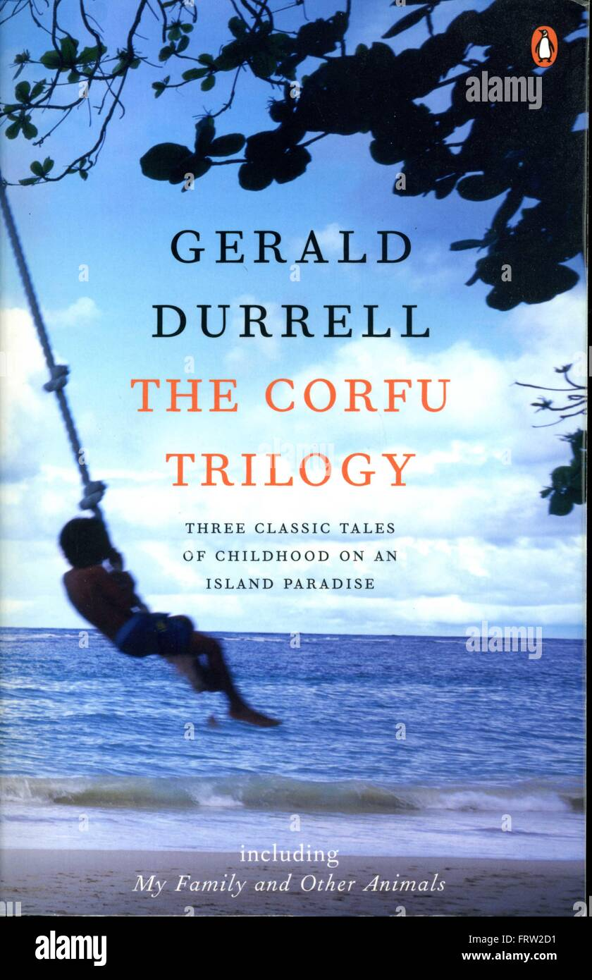 front cover of book by gerald durrell my family u0026 other animals