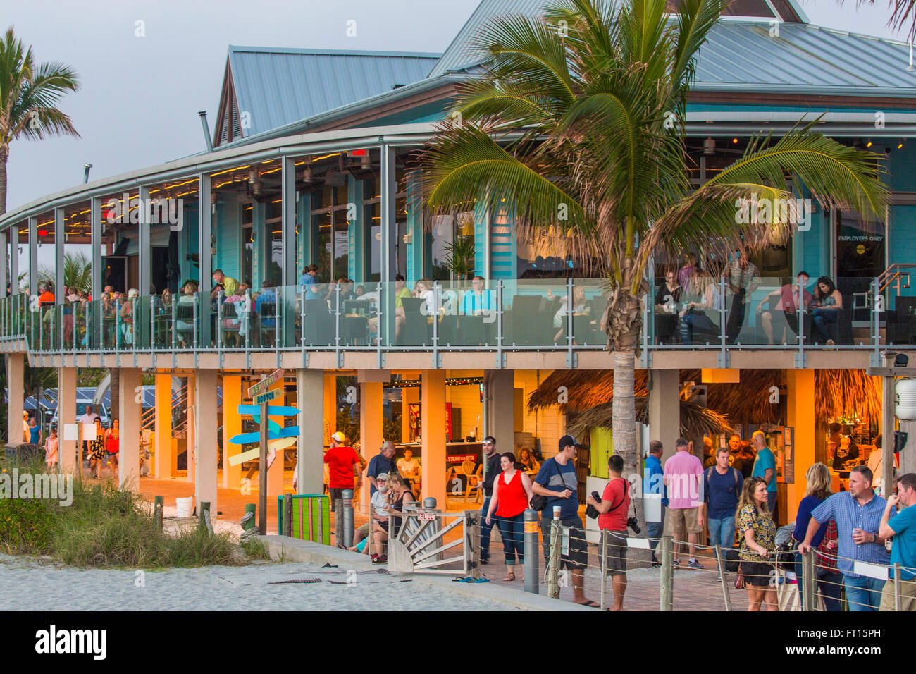 Restaurants In Downtown Venice Beach Florida