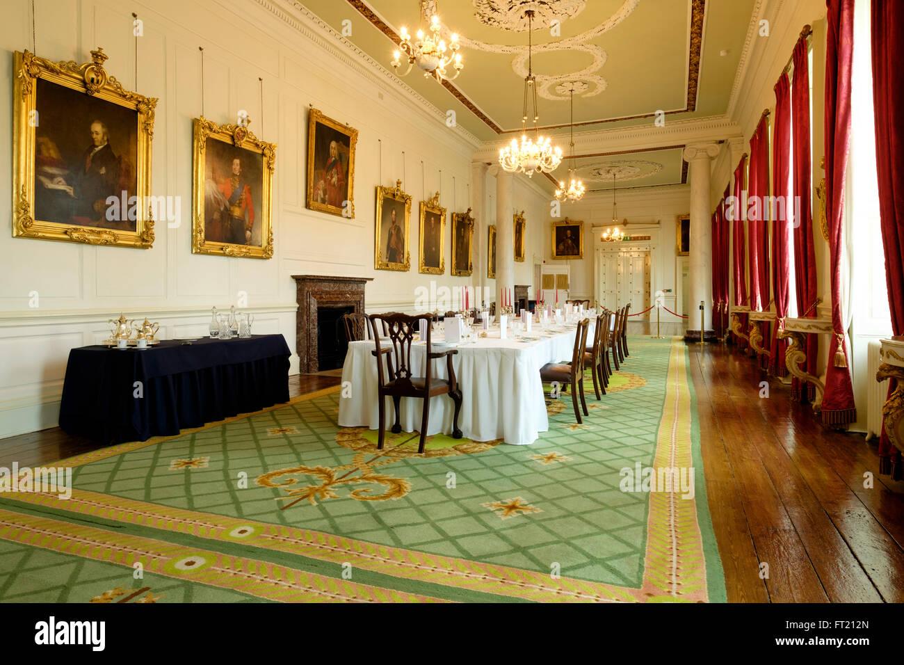 Excellent the dining room dublin gallery best inspiration home the state dining room dublin castle dublin republic of ireland dzzzfo