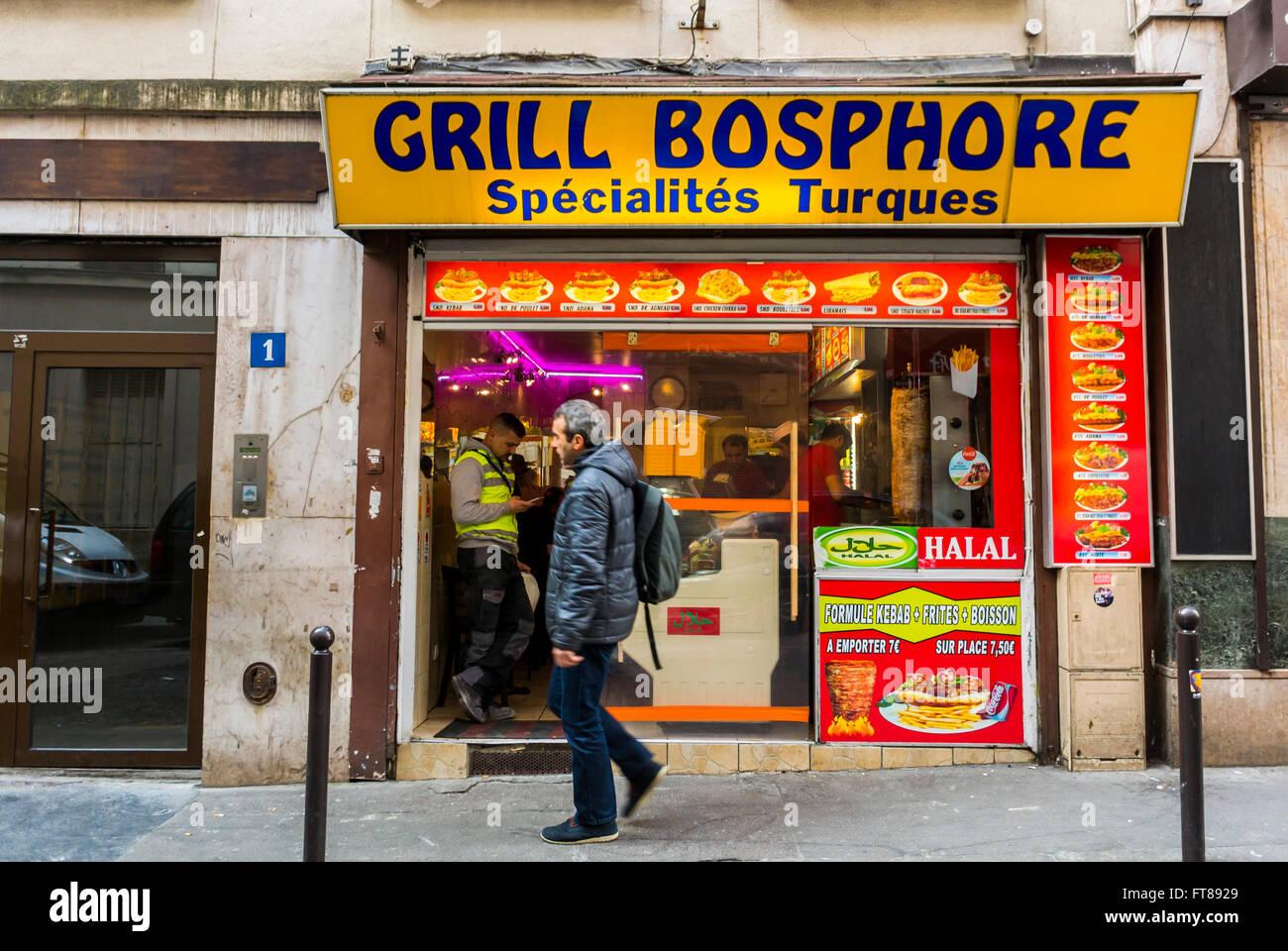 Urban Grill Fast Food