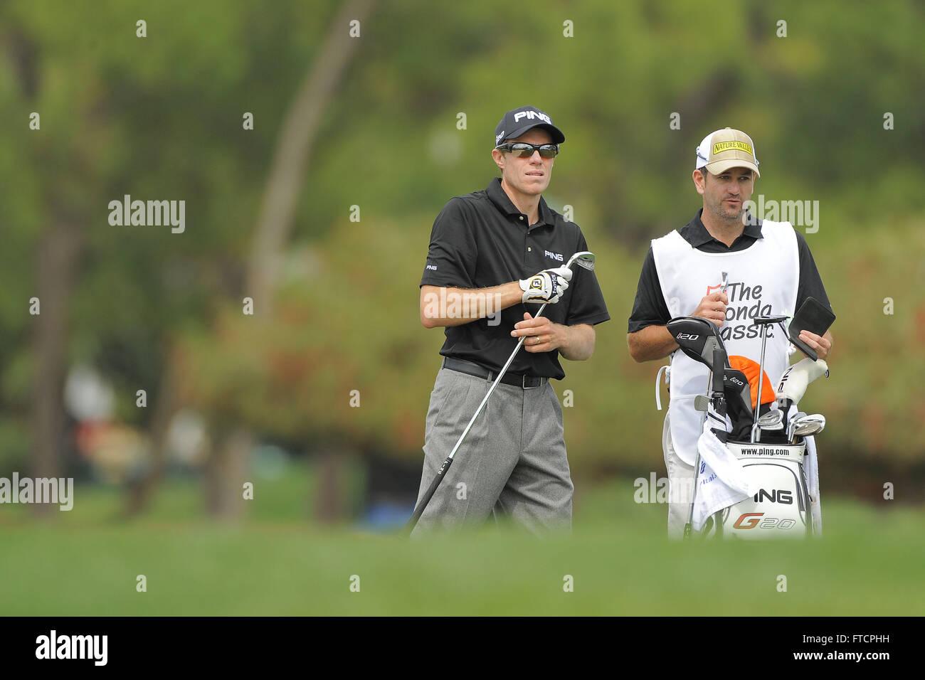 March 2, 2012 - Palm Beach Gardens, Fla, USA - Nick O\'Hearn and his ...