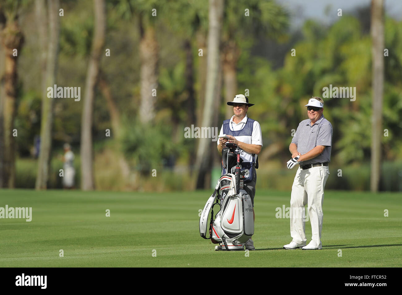 March 2, 2012 - Palm Beach Gardens, Fla, USA - Carl Pettersson and ...