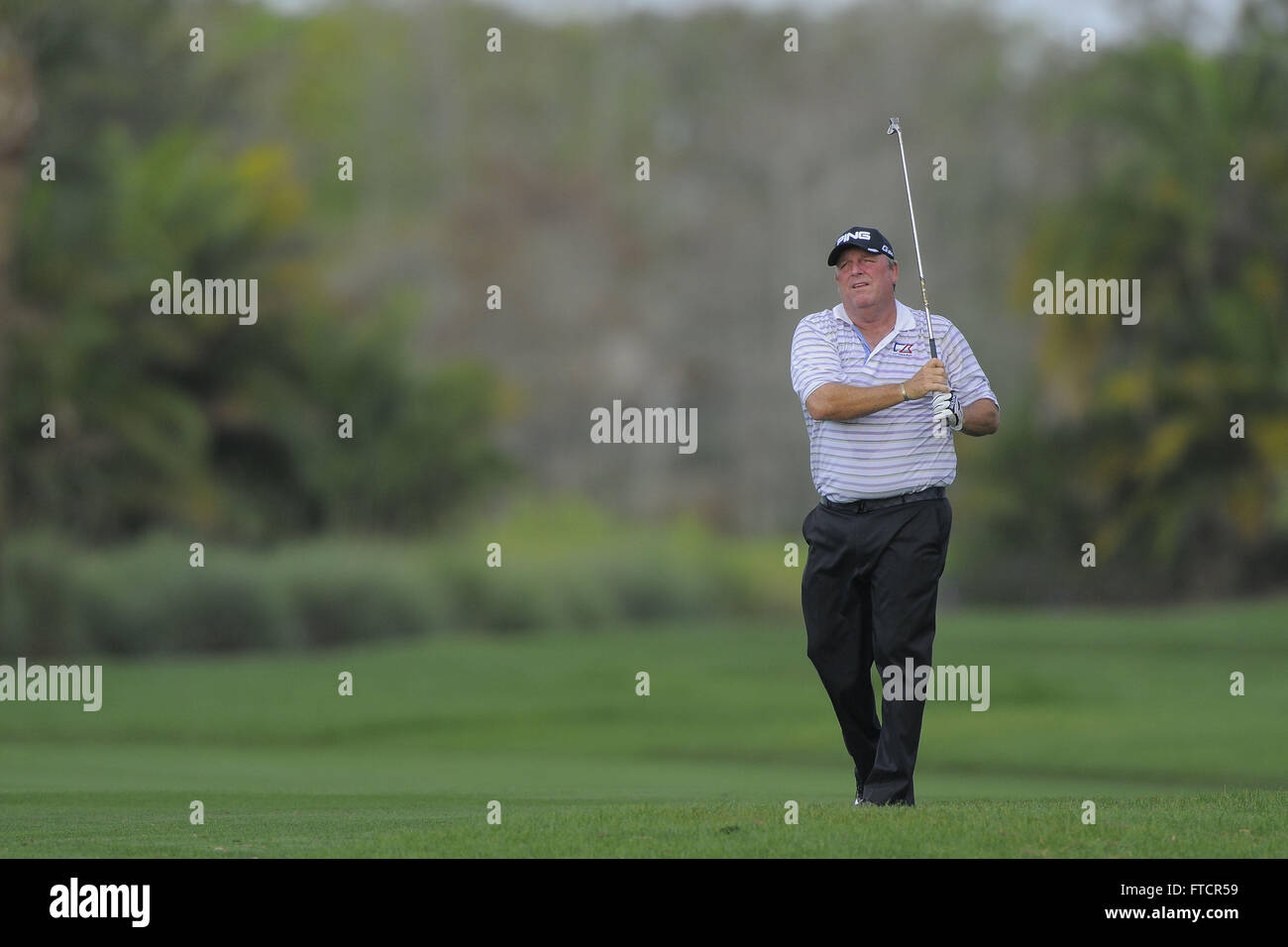 Palm Beach Gardens, Fla, USA. 2nd Mar, 2012. Mark Calcavecchia ...