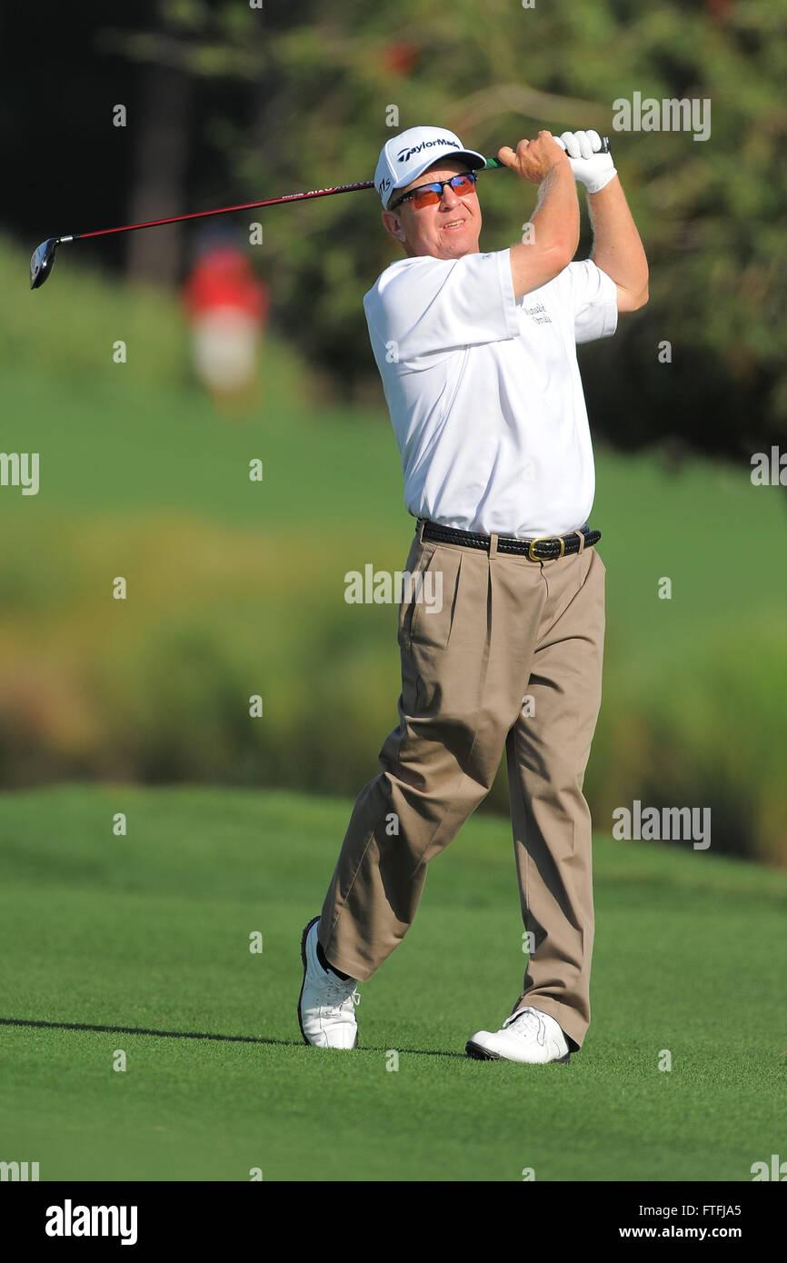 Palm Beach Gardens, Fla, USA. 1st Mar, 2012. Billy Mayfair during ...