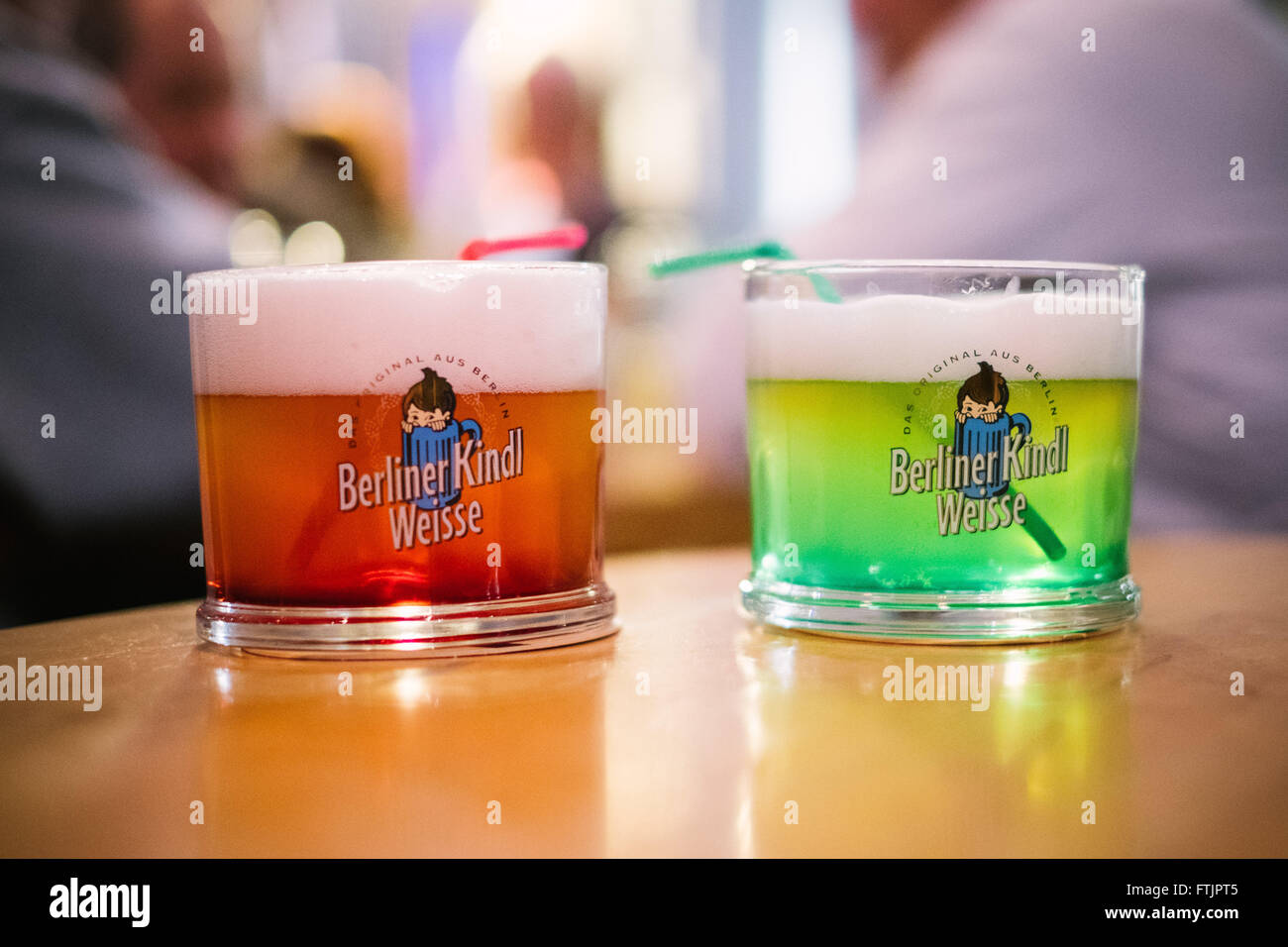 the berlin cult beer berliner kindl weisse with the flavor red stock photo royalty free image. Black Bedroom Furniture Sets. Home Design Ideas