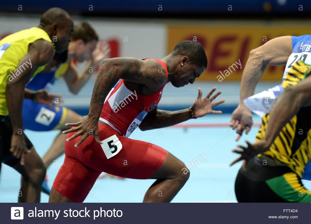 Marvin Bracy 60 meter