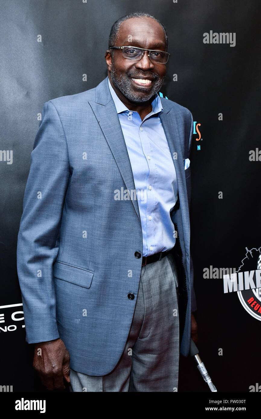 New York NY USA 30th Mar 2016 Earl Monroe in attendance for