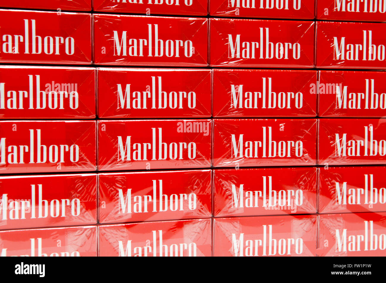 How much is a pack of cigarettes Craven A in Bristol