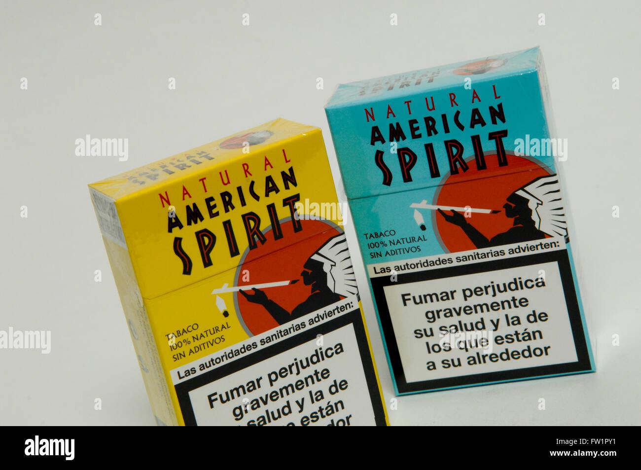 Cigarettes Marlboro smoke size