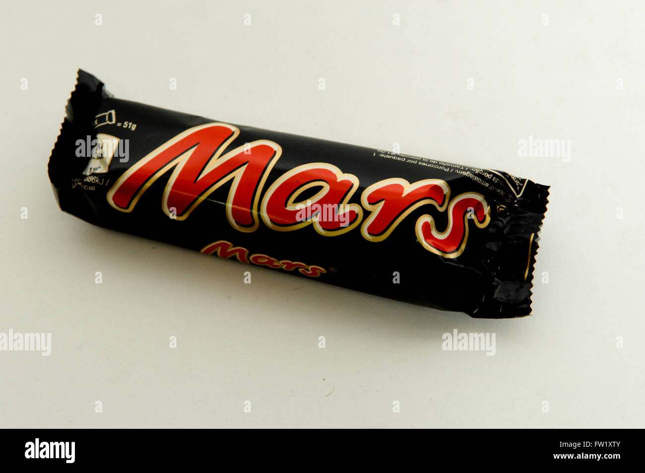 Mars is a British chocolate bar. It was first manufactured in 1932 ...