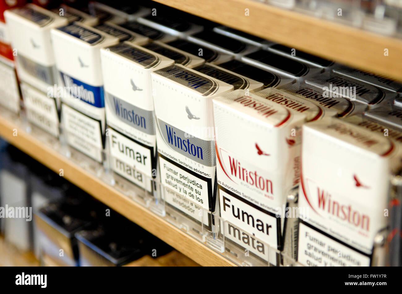 Cheap cigarettes Regal shop wigan