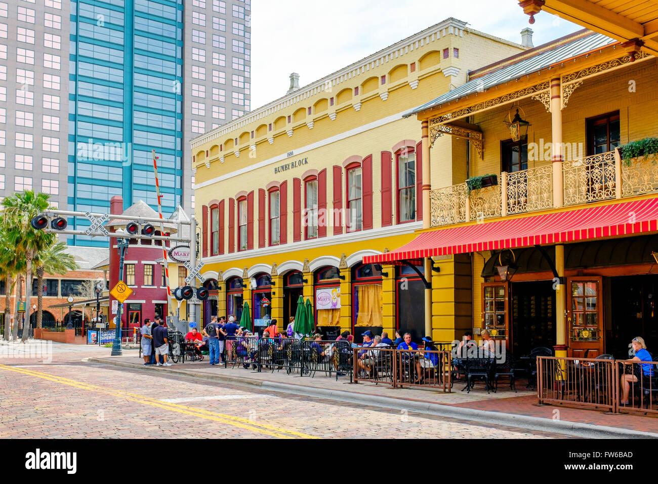Restaurants And Bars Downtown Orlando