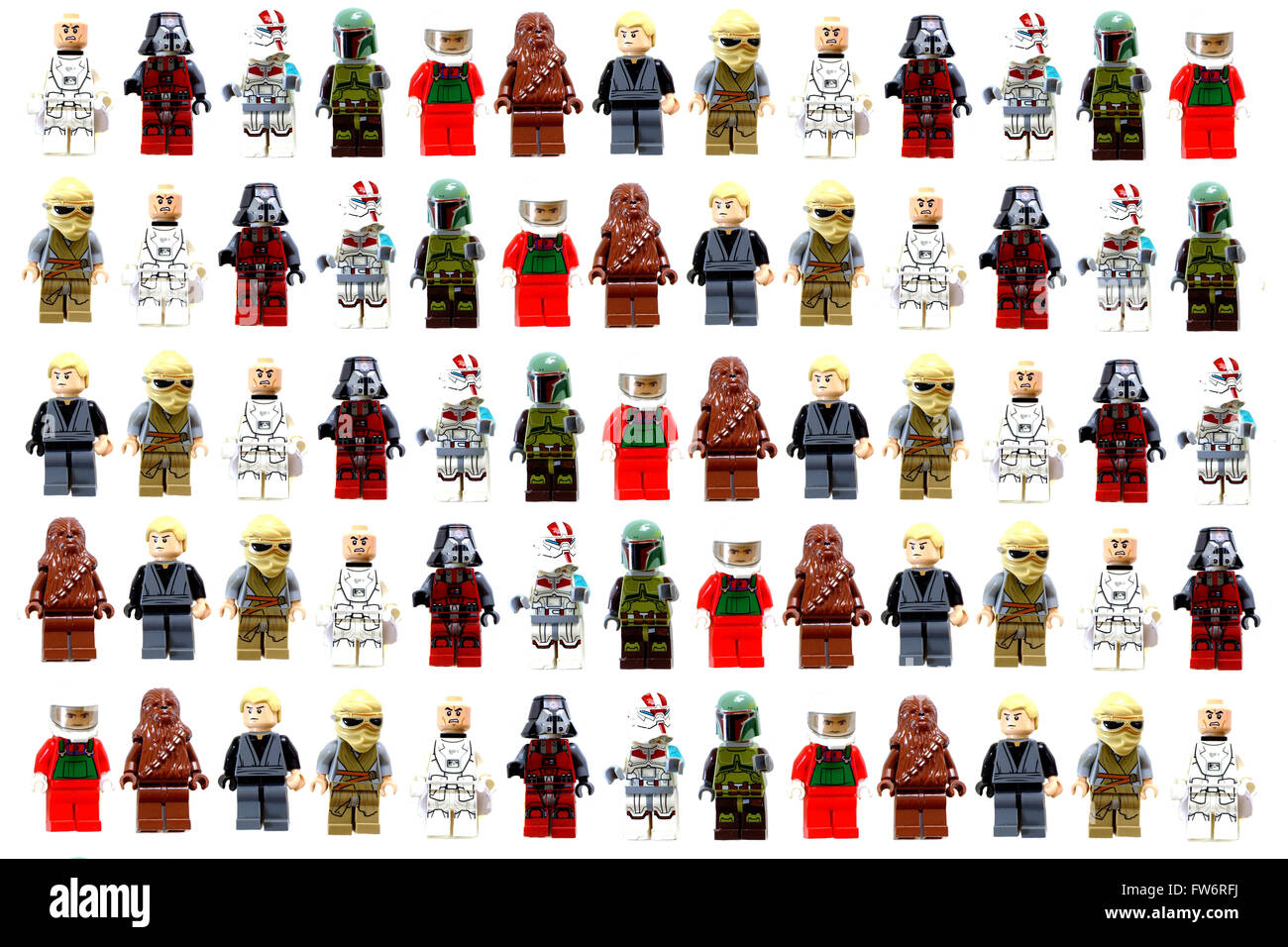 lego star wars stock photos & lego star wars stock images - alamy