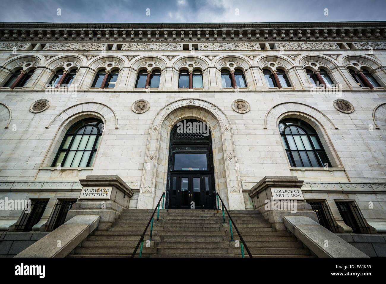 Maryland Institute College Of Art 101