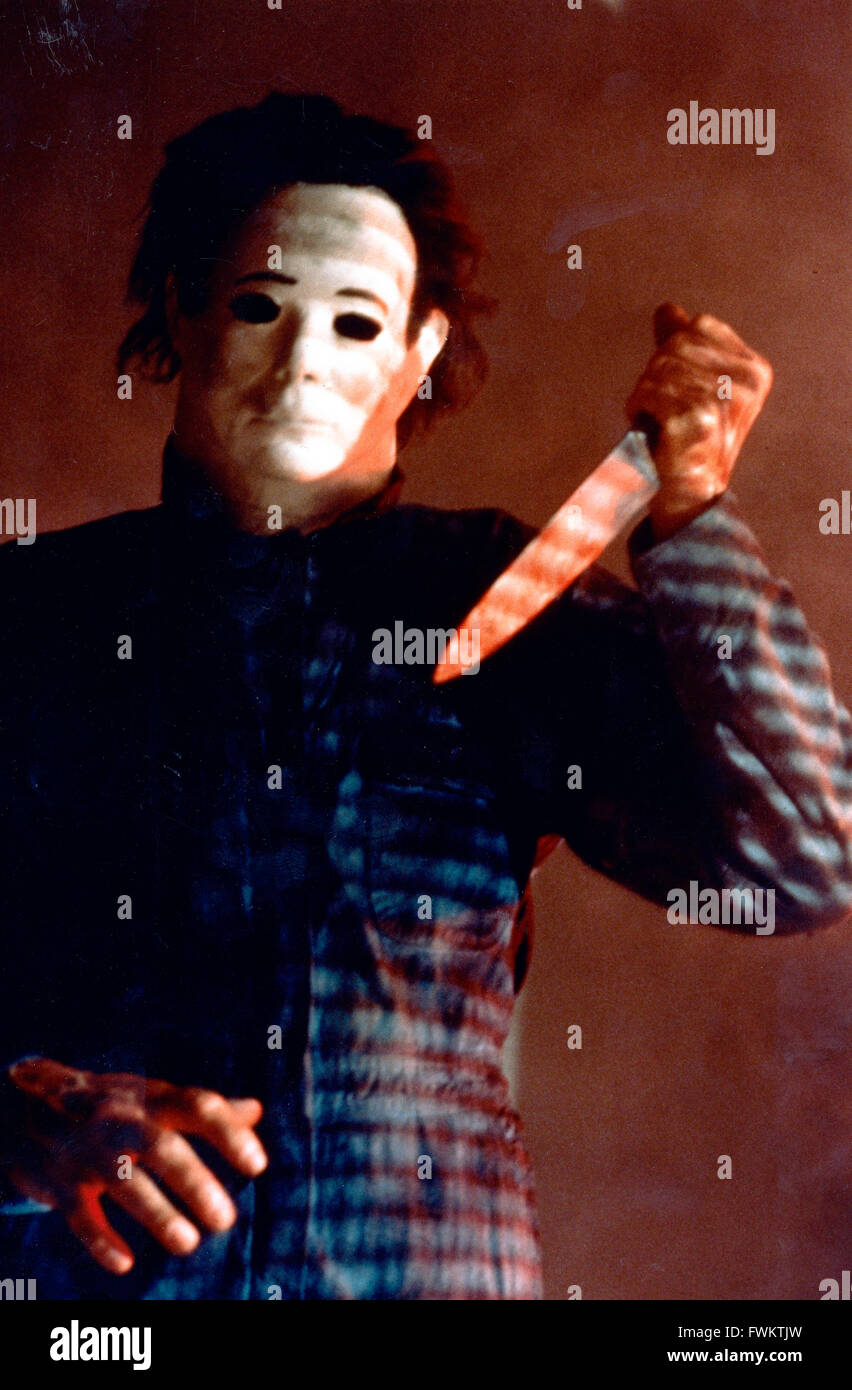 Halloween 4: The Return Of Michael Myers, aka: Halloween 4 ...