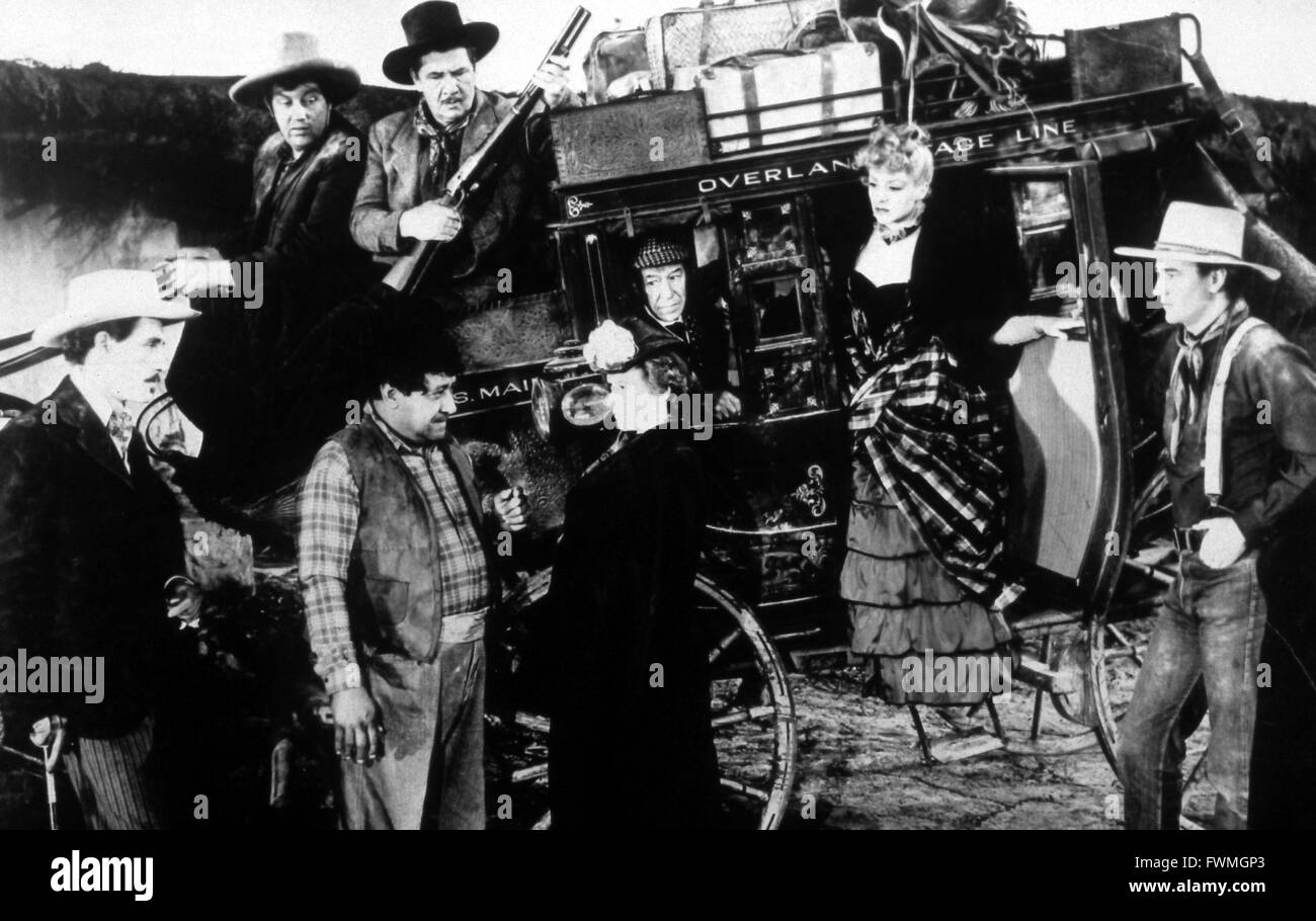stagecoach essays Film analysis: stagecoach between the late-1920s and the mid-1940s america underwent major economic and social change the close proximity of adverse events such as.