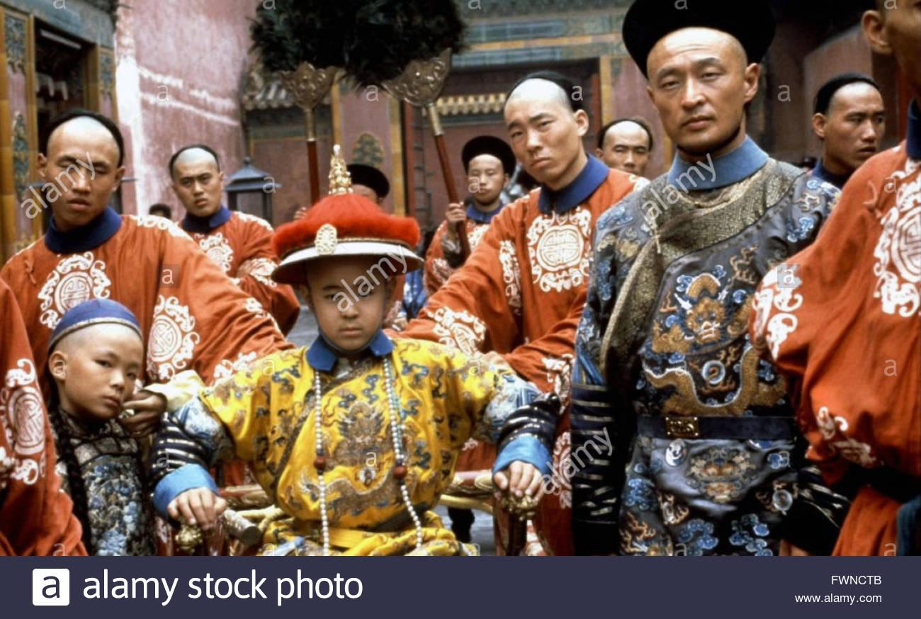 也挺喜欢Tsou Tijger,就是演8岁溥仪的小演员_末代皇帝吧_百度贴吧