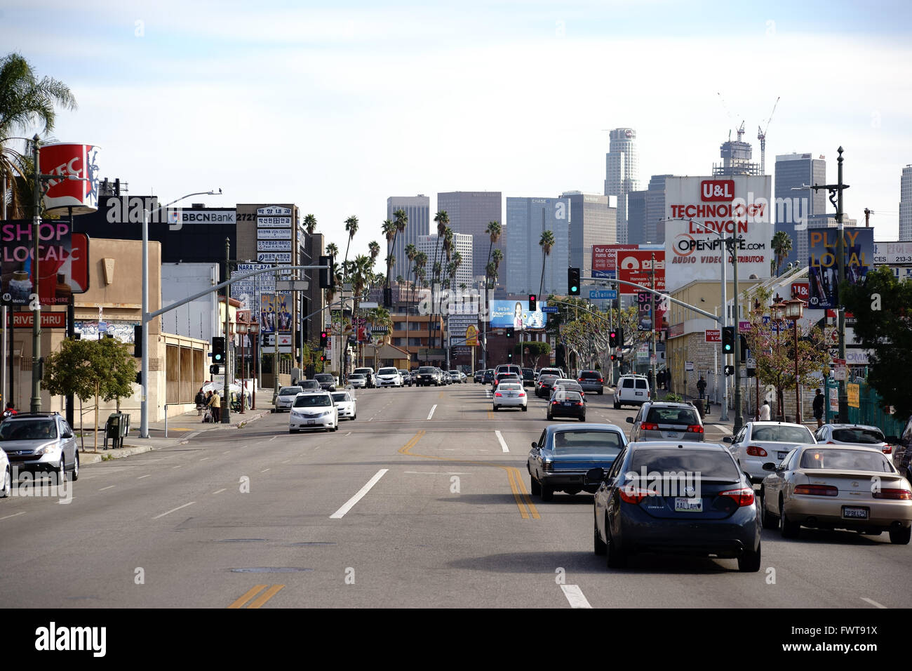 List of Synonyms and Antonyms of the Word: koreatown los angeles