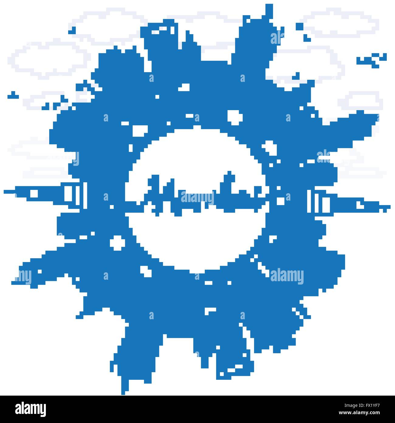 Outline athens skyline with blue buildings and copy space stock vector - Outline Mumbai Skyline With Blue Landmarks Vector Illustration Business Travel And Tourism Concept With