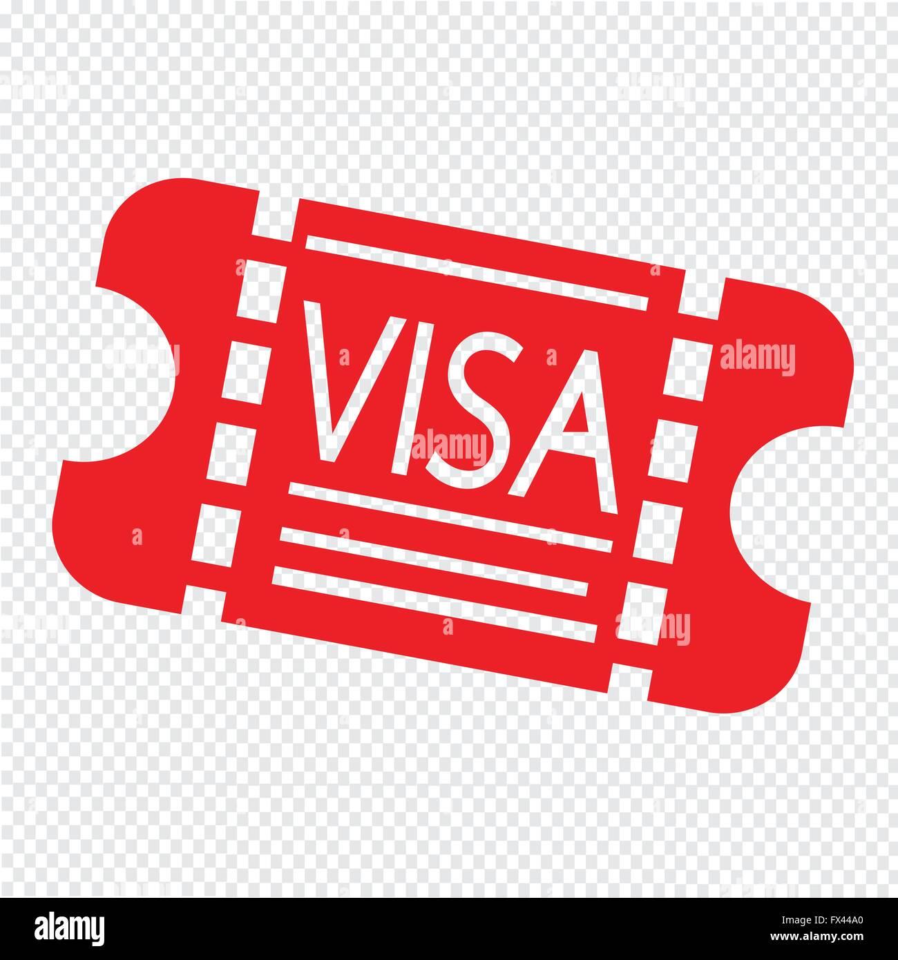 Entrance visa icon illustration design stock vector art entrance visa icon illustration design biocorpaavc Choice Image