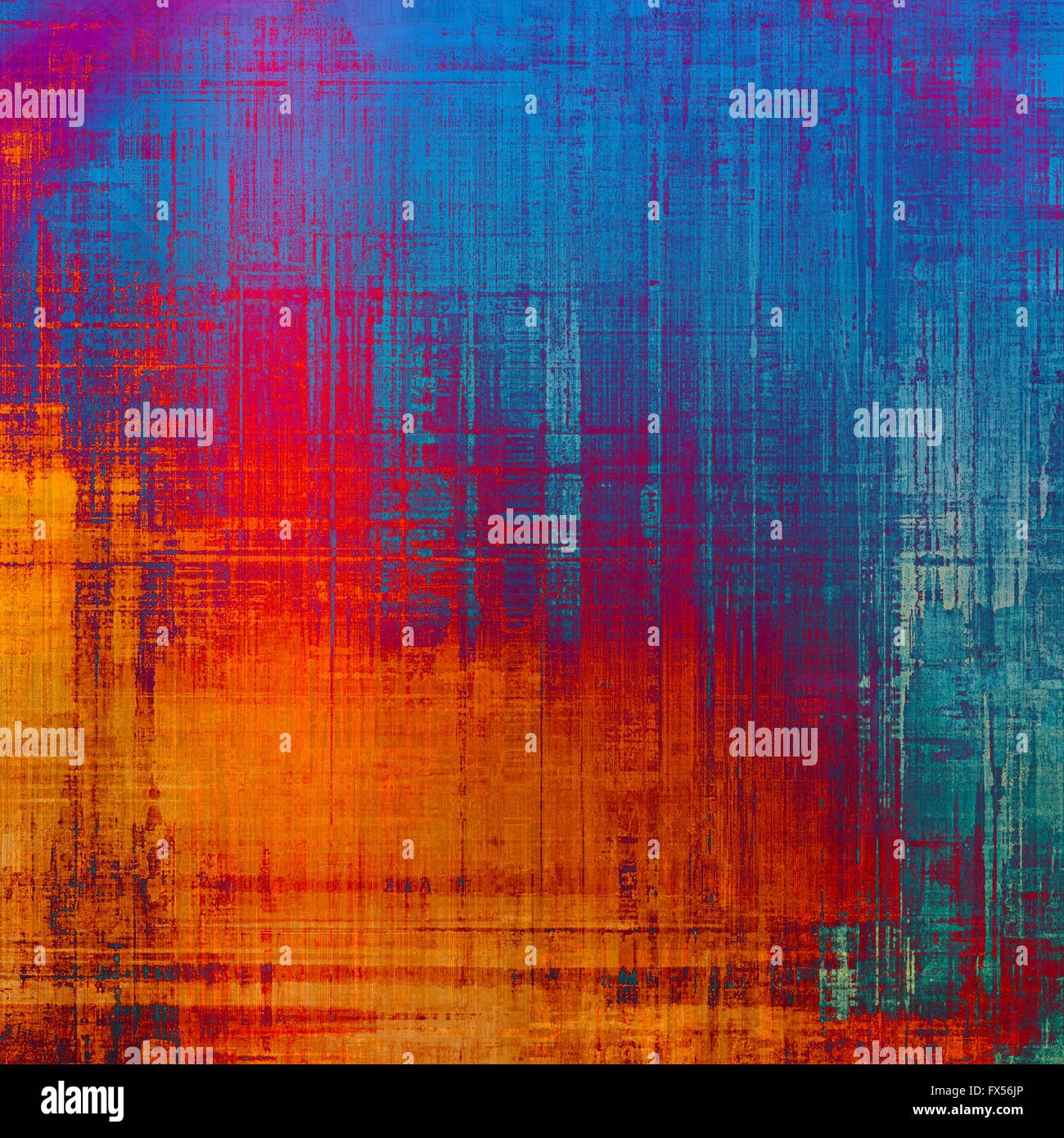 Vintage texture ideal for retro backgrounds. With different color ...