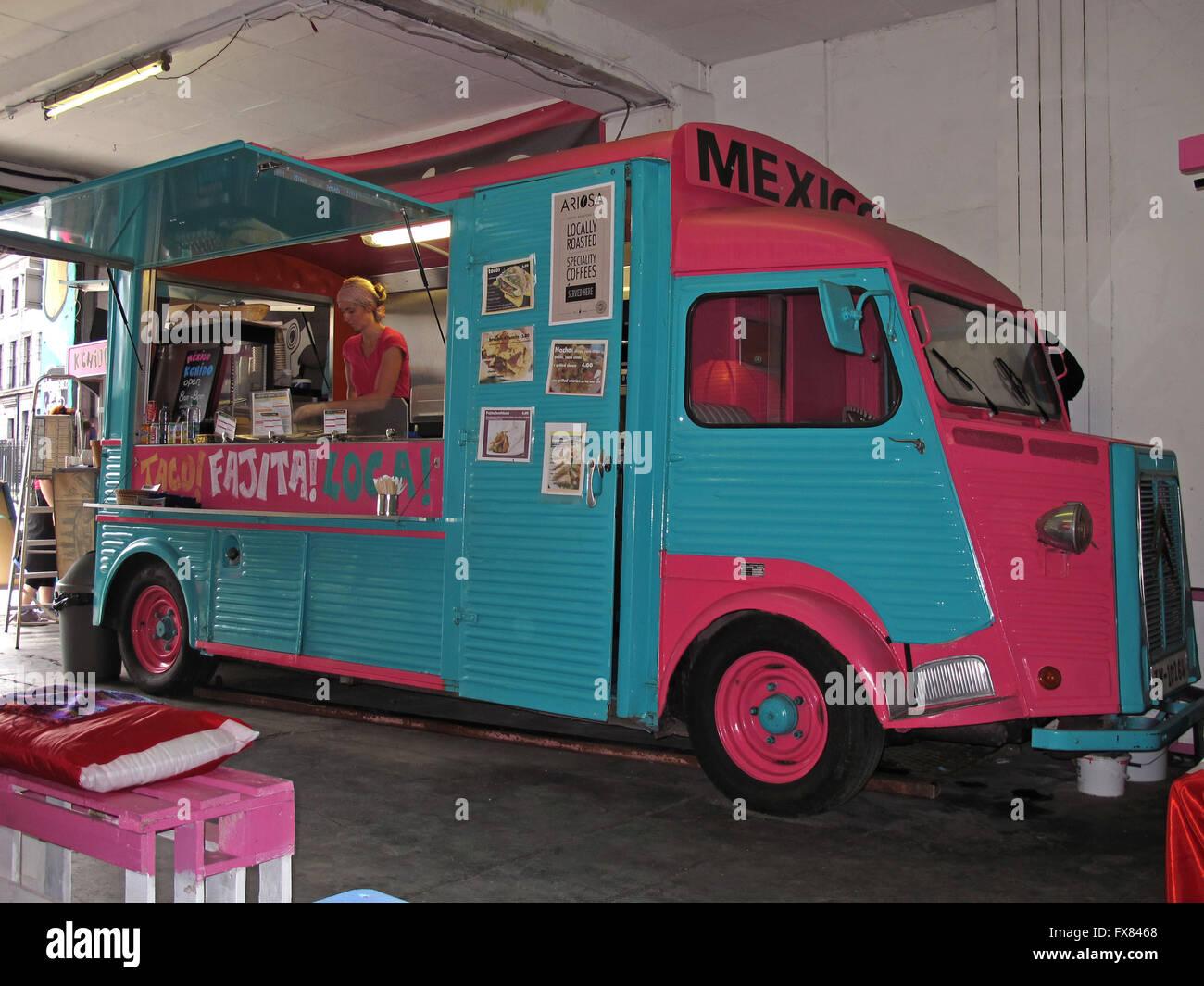 Dublin Ireland Food Trucks