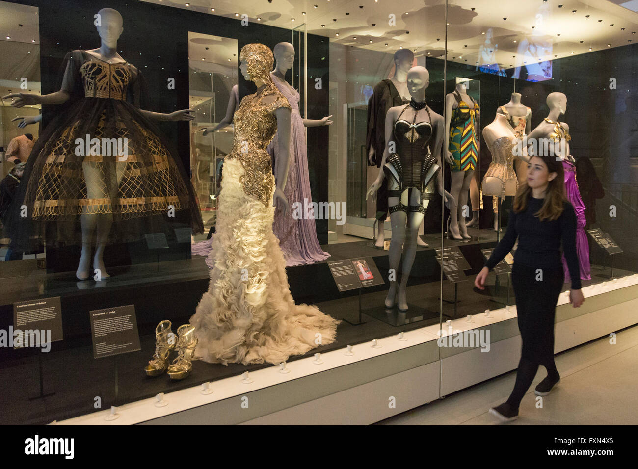 Undressed A Brief History Of Underwear Exhibition At The ...