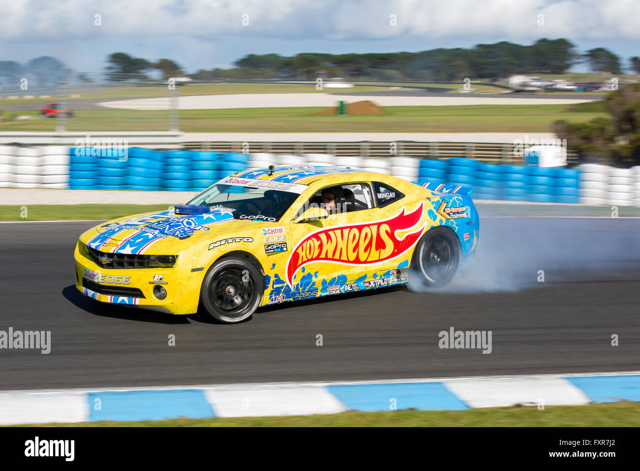 Phillip Island Australia Apr Hot Wheels Drivers
